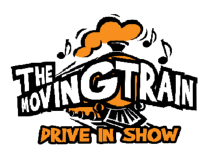 The Moving Train drive in show Thema feesten